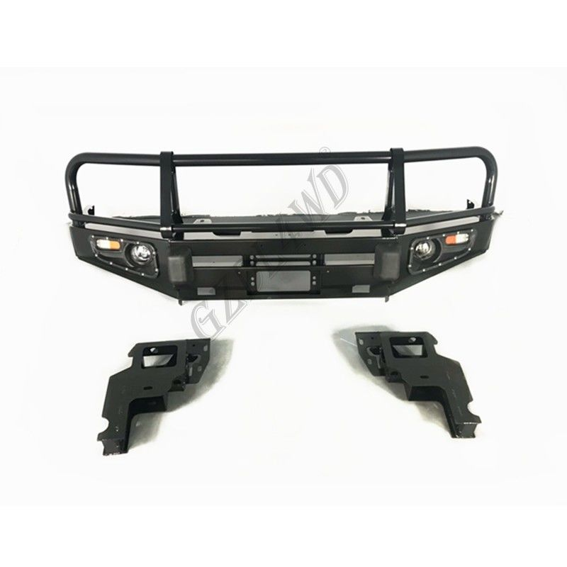 الصين FJ100 Bull Bar Heavy Duty Front Bumper for Toyota Land Cruiser 100 Series مصنع