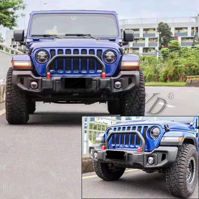 الصين Offroad 4x4 10th Anniversary Front Bumper Kit for Wrangler Jl 2018+ Jeep Wrangler Jk مصنع